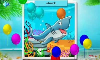 儿童拼图-奇幻海底世界