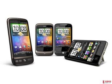 HTC T9188(天玺)黑色