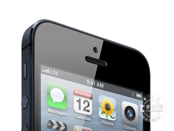苹果iPhone5(64GB)产品本身外观第8张