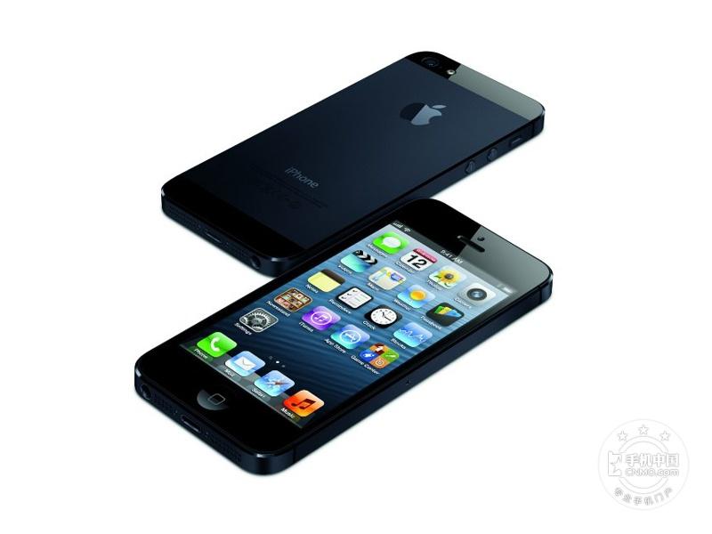 苹果iPhone5(联通版)产品本身外观第4张
