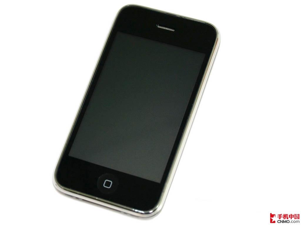 苹果iPhone3GS(8G)整体外观第6张
