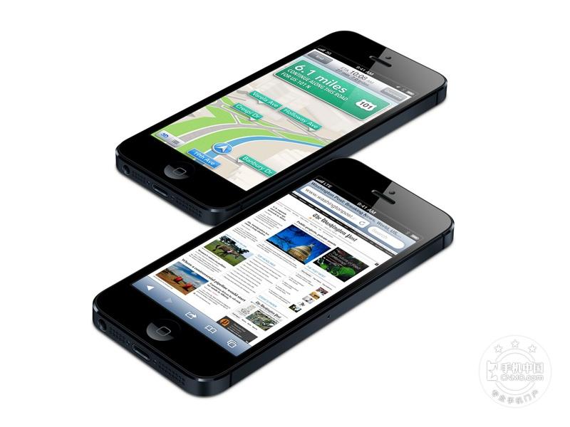 苹果iPhone5(32GB)产品本身外观第5张