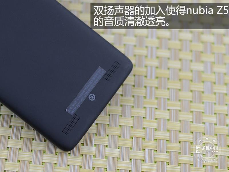 努比亚Z5(32GB)机身细节第8张