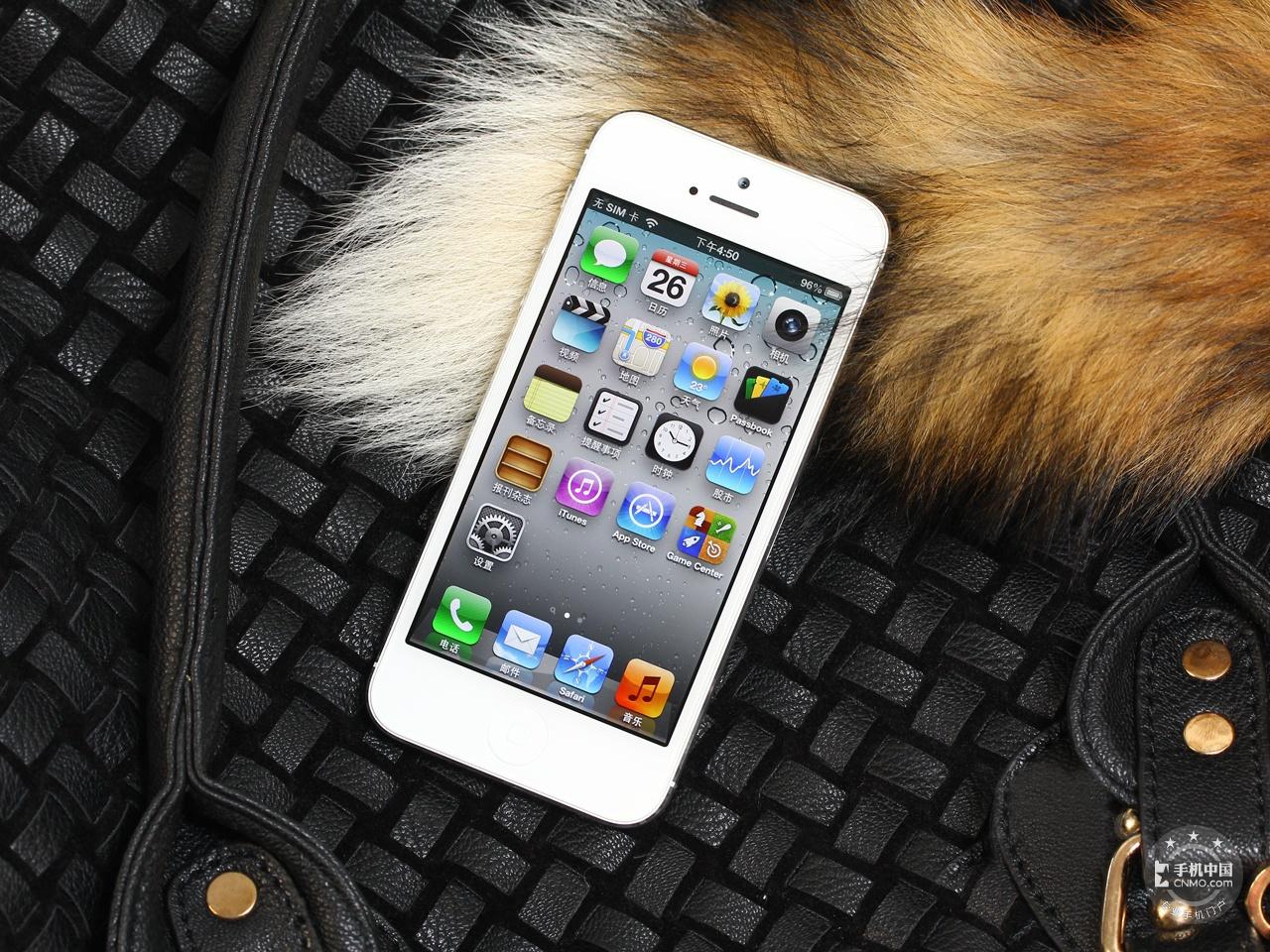 苹果iPhone5(16GB)整体外观第8张