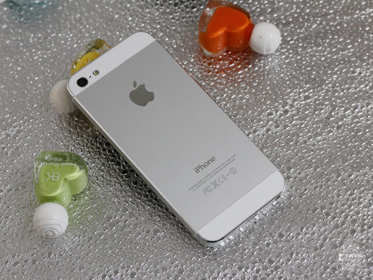 苹果iPhone5(16GB)整体外观第5张