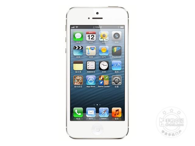 苹果iPhone5(64GB)产品本身外观第1张