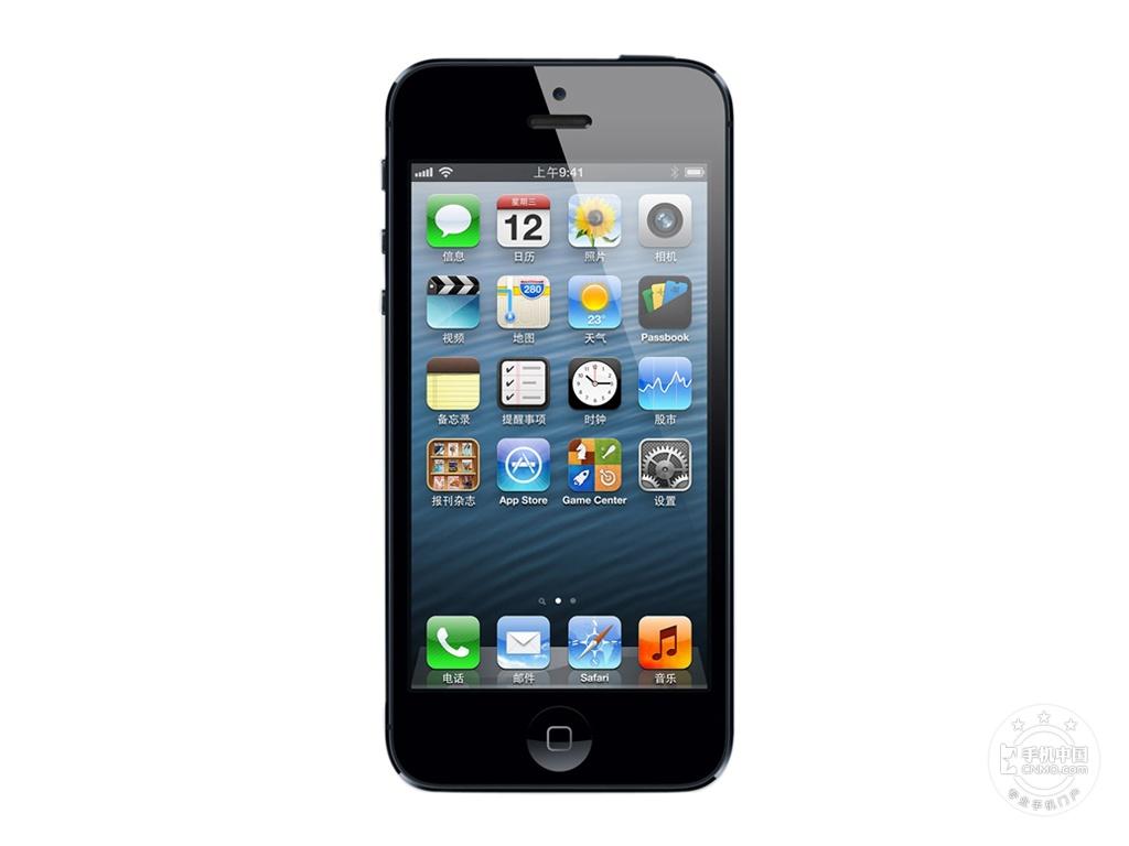 苹果iPhone5(64GB)产品本身外观第2张