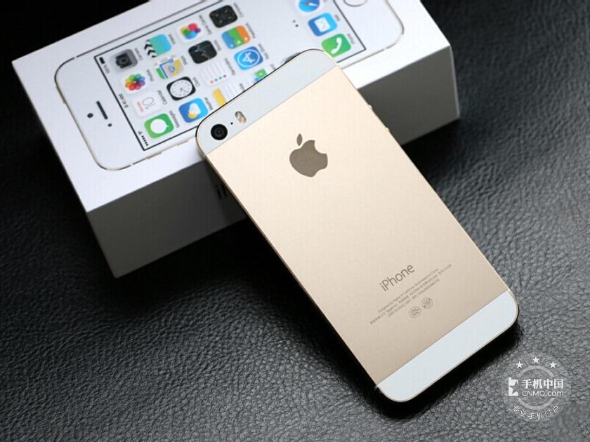 苹果iPhone5s(32GB)整体外观第4张