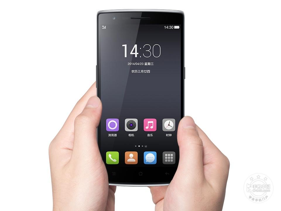 一加手机(16GB/移动版)产品本身外观第4张