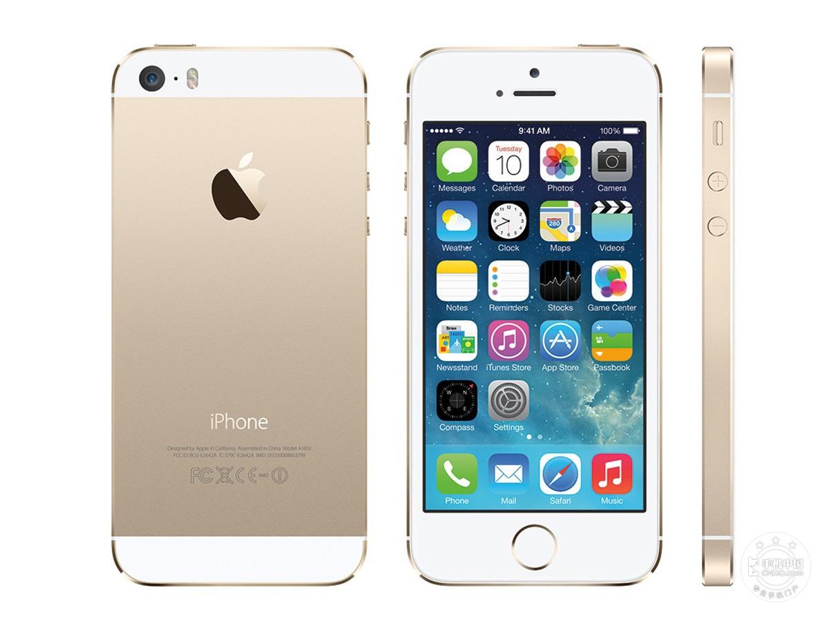 苹果iPhone5s(16GB)产品本身外观第3张