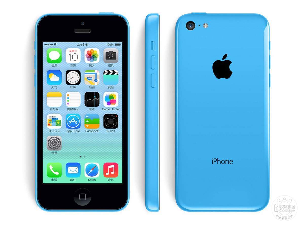 苹果iPhone5c(16GB)产品本身外观第5张