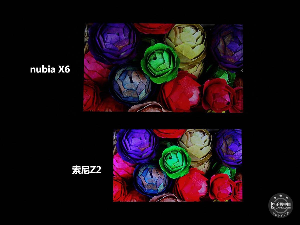 努比亚X6(64GB)产品对比第3张