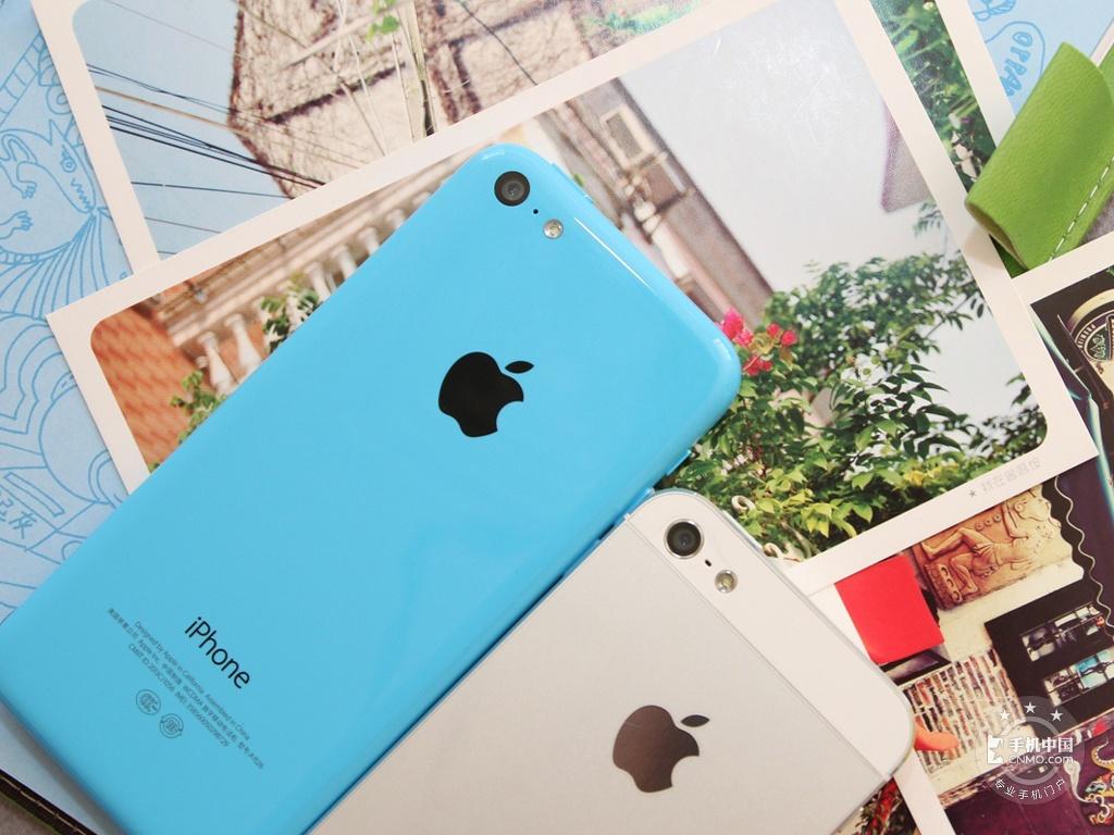 苹果iPhone5c(8GB)产品对比第7张