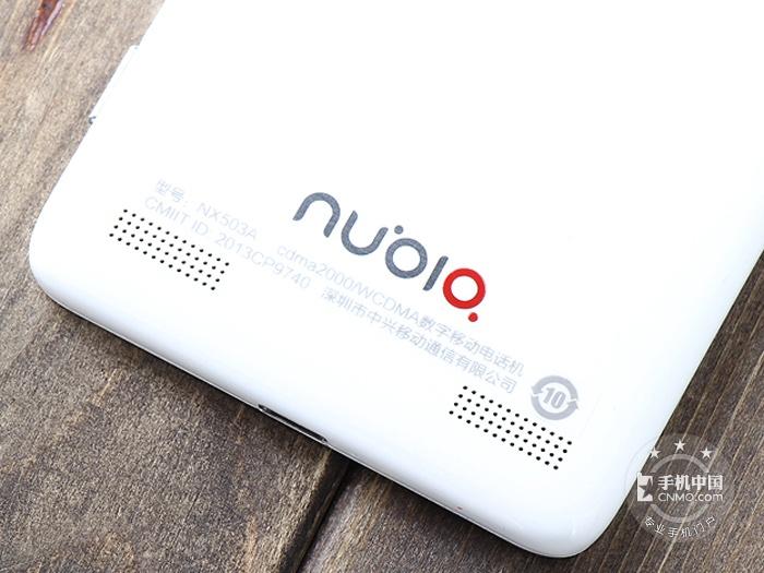 努比亚Z5Sn(32GB)机身细节第3张