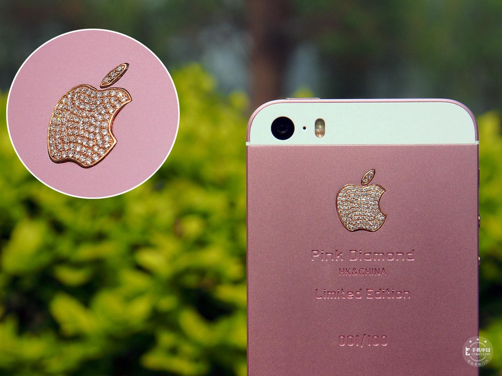 苹果iPhone5s(32GB)机身细节第1张