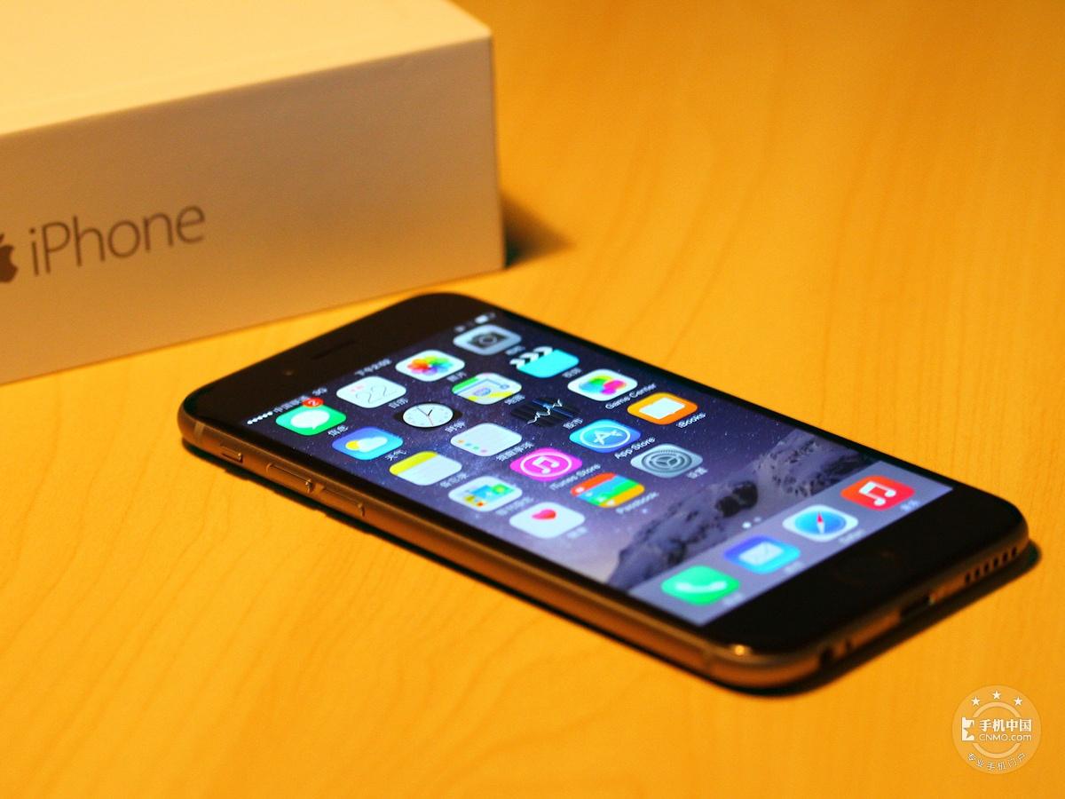 苹果iPhone6(16GB)整体外观第7张
