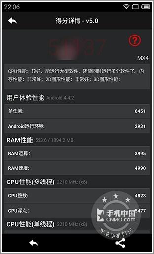 魅族MX4(联通4G/32GB)手机功能界面第4张