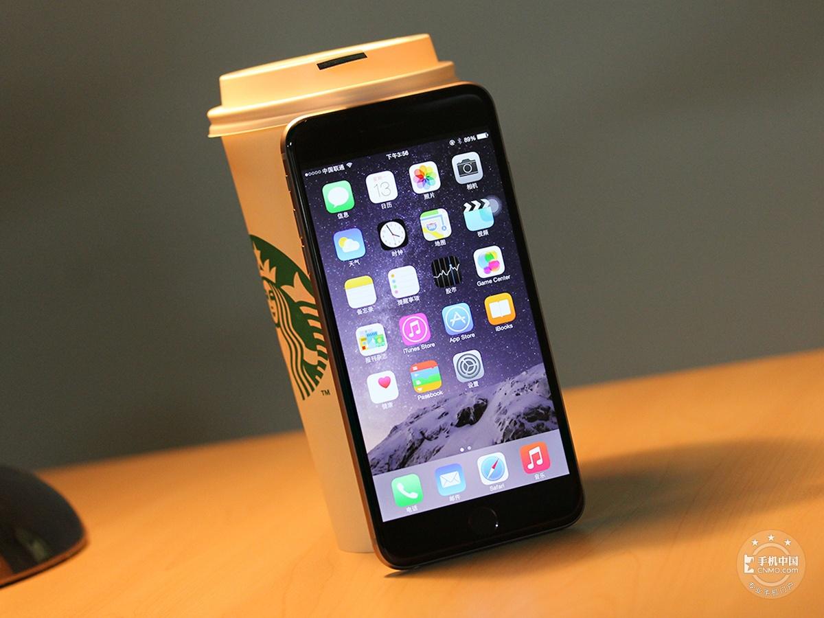 苹果iPhone6Plus(64GB)整体外观第6张