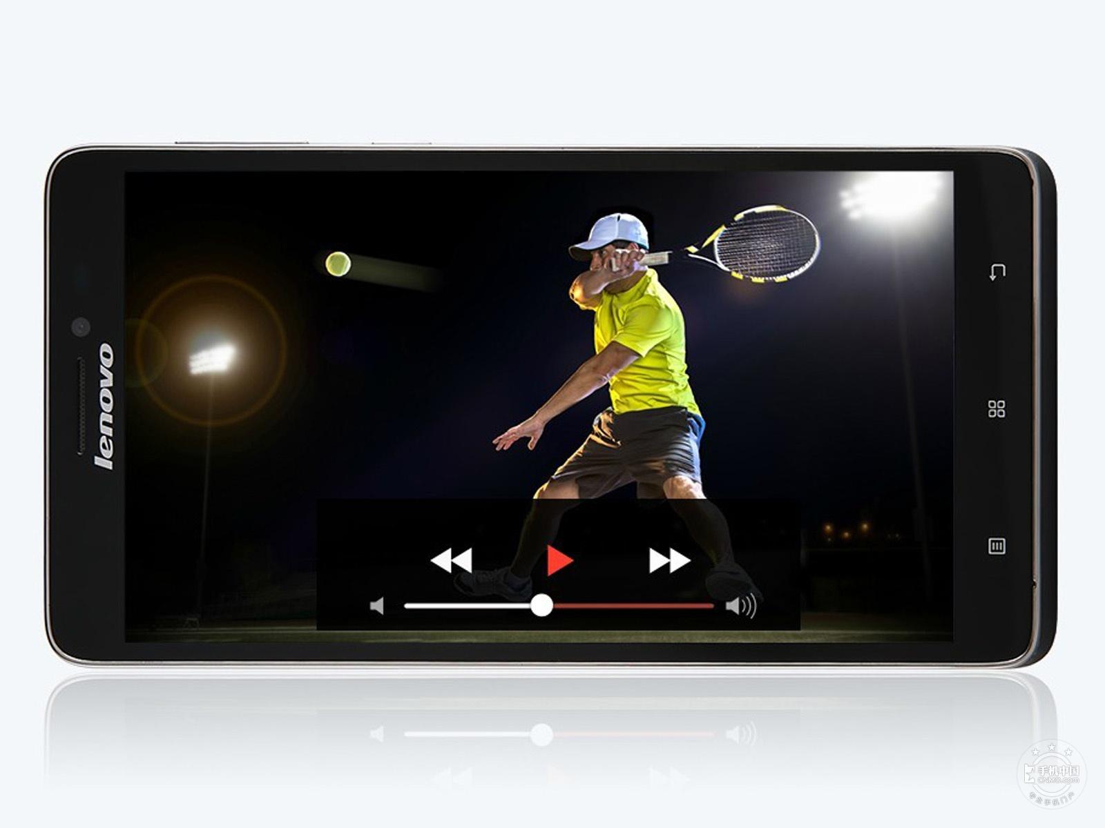 联想黄金斗士Note8(移动增强版)产品本身外观第4张
