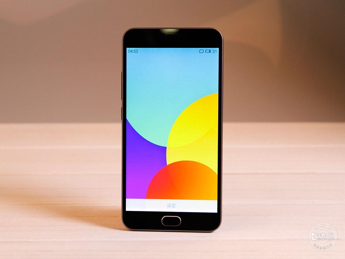 魅蓝note2(双4G/16GB)整体外观第1张