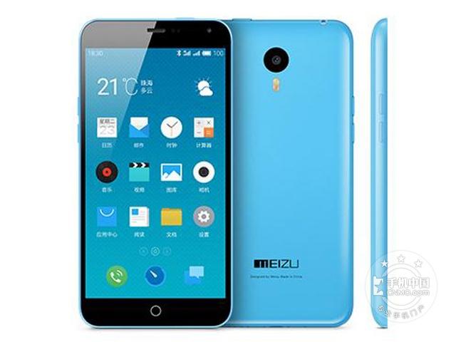 魅蓝note(移动4G/16GB)产品本身外观第2张