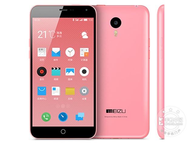 魅蓝note(移动4G/16GB)产品本身外观第3张