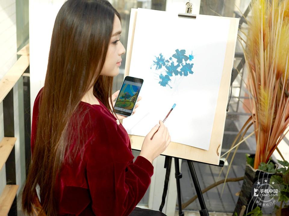 魅蓝note(移动4G/16GB)时尚美图第3张