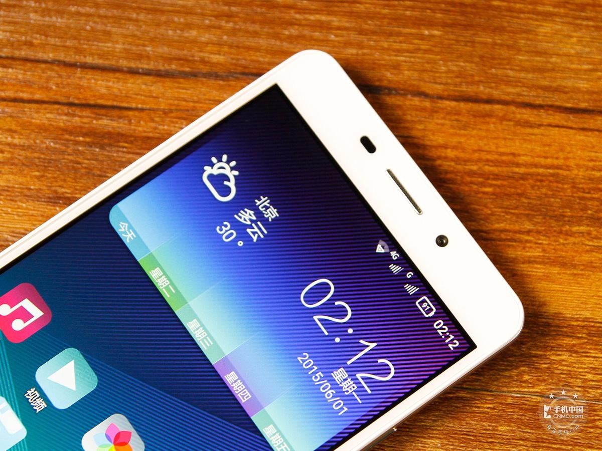 联想黄金斗士S8畅玩版(移动4G/16GB)机身细节第1张