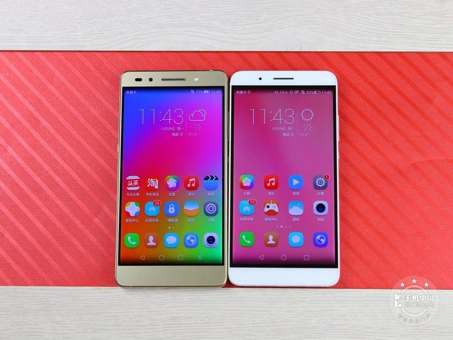 荣耀7i(双4G)产品对比第2张