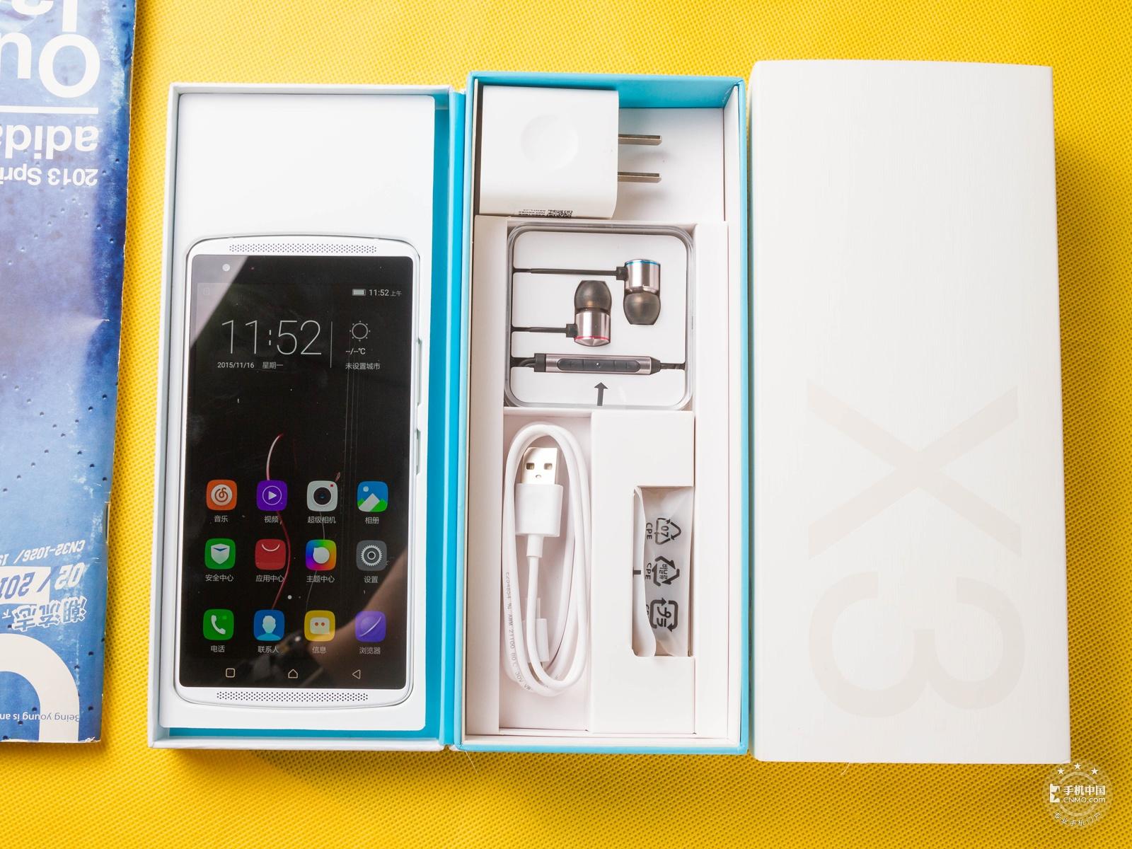 联想乐檬X3(双4G)整体外观第8张