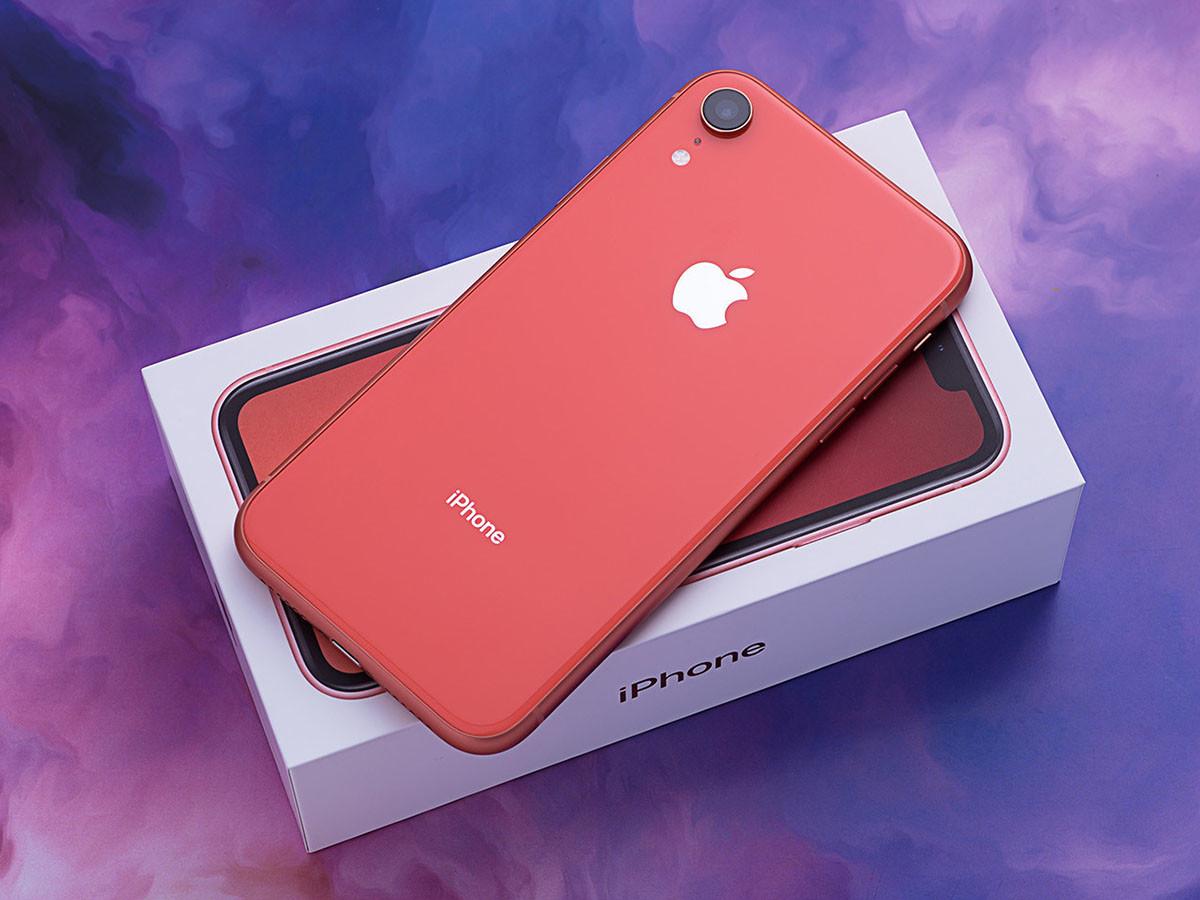 苹果iPhoneXR(128GB)整体外观第6张