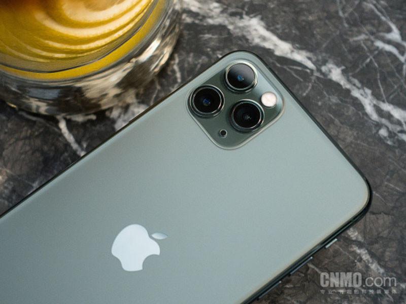 苹果iPhone11ProMax(64GB)机身细节第2张