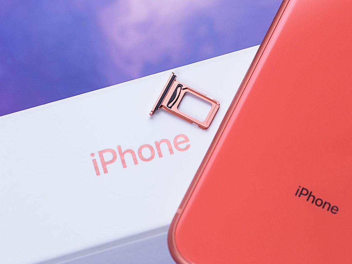 苹果iPhoneXR(256GB)机身细节第5张