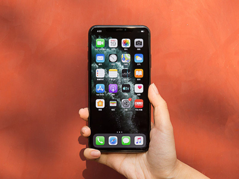 苹果iPhone11ProMax(512GB)机身细节第6张