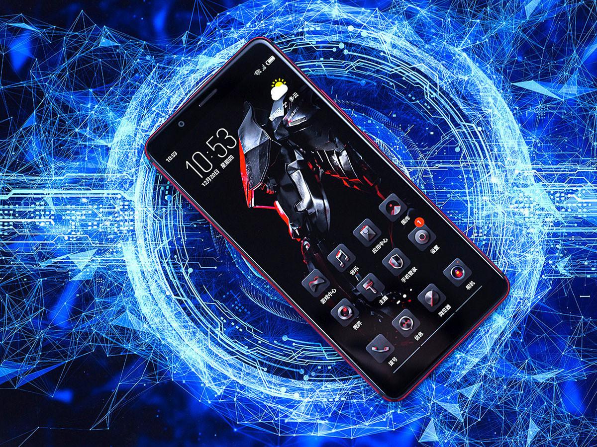 努比亚红魔Mars电竞手机(128GB)整体外观第1张