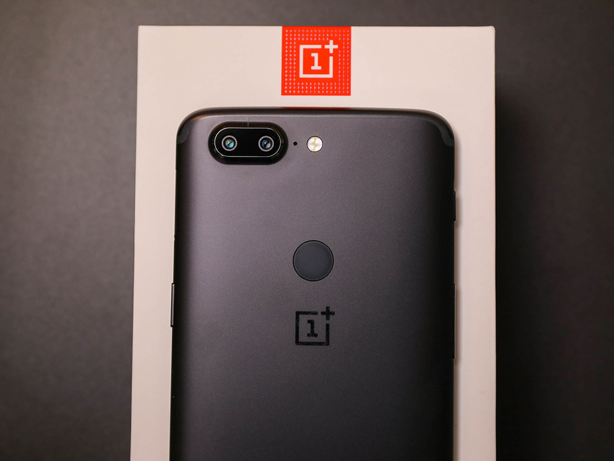 一加手机5T(64GB)机身细节第2张