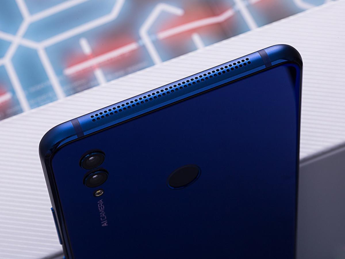 荣耀Note10(8+128GB)机身细节第7张