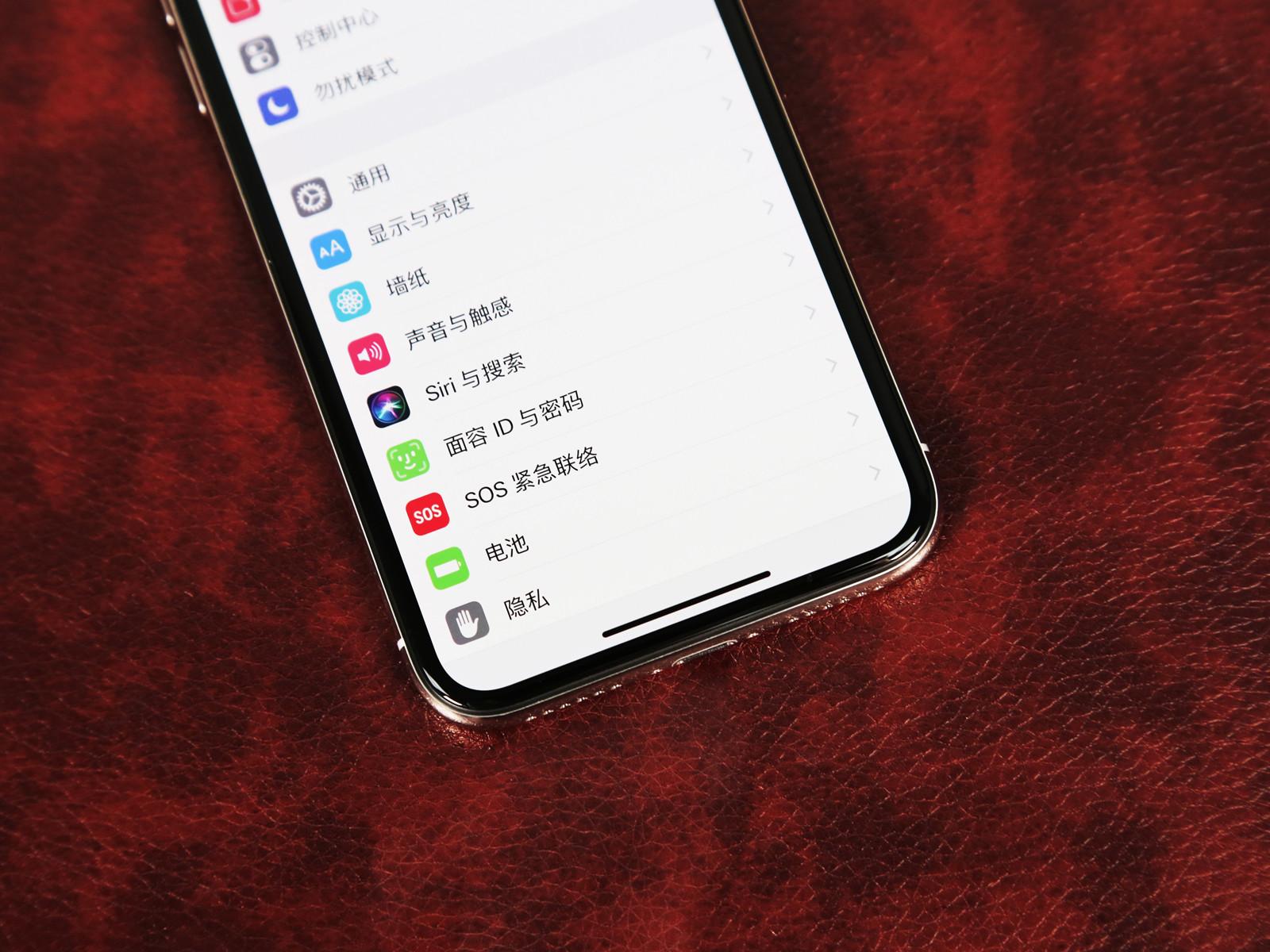 苹果iPhoneX(256GB)机身细节第2张