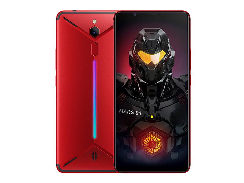 努比亚红魔Mars电竞手机(128GB)产品本身外观第3张