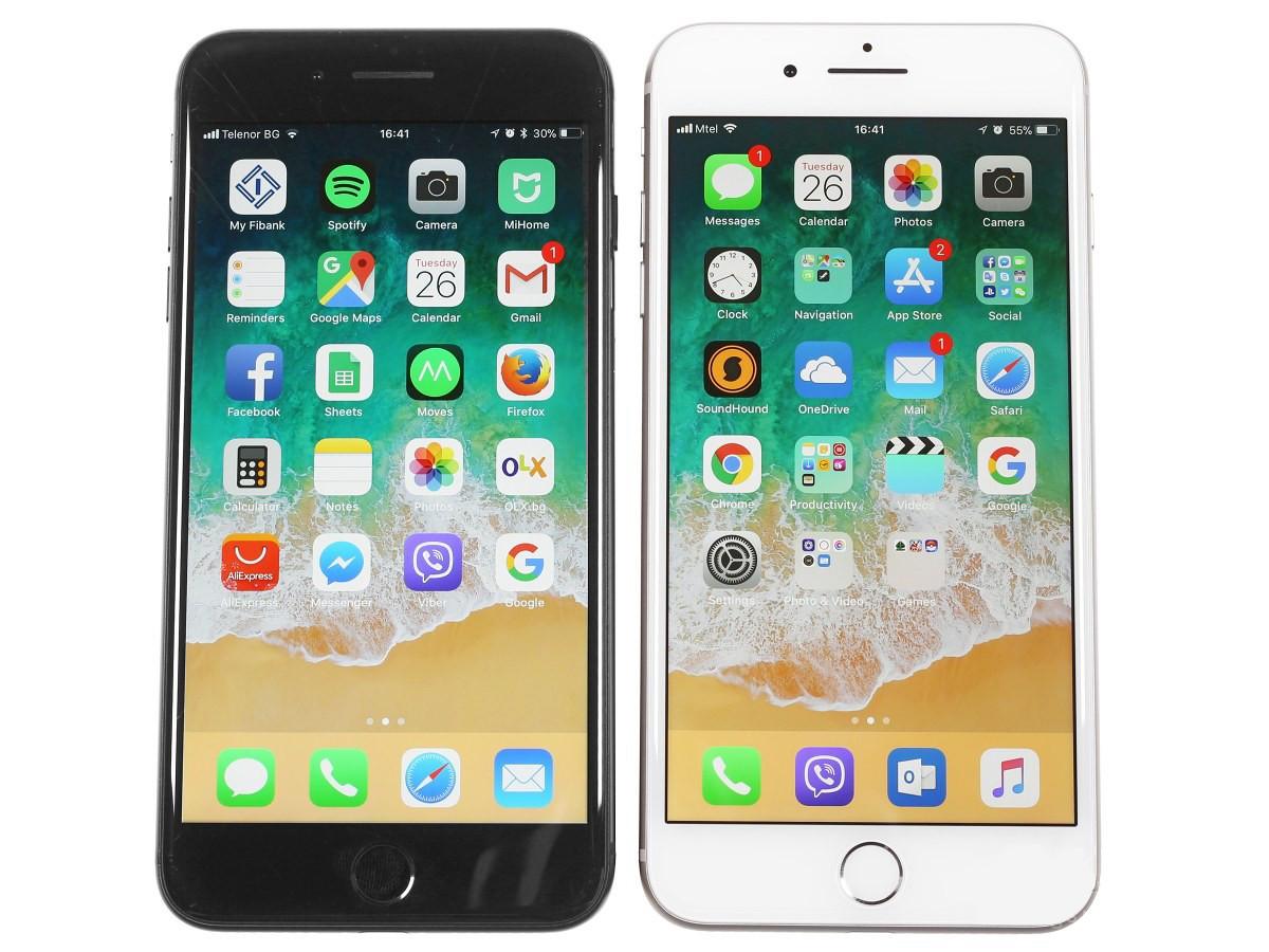 苹果iPhone8Plus(256GB)产品对比第4张