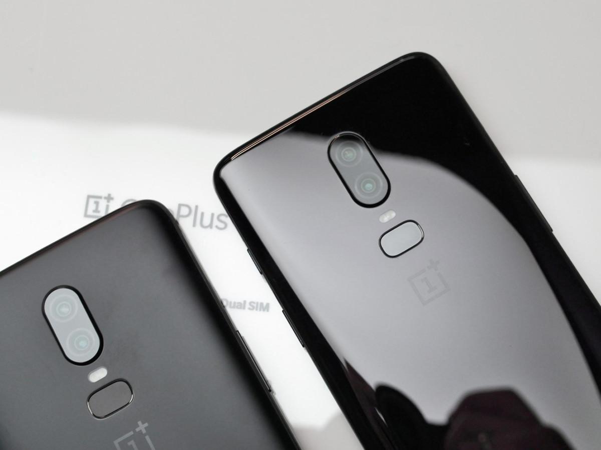 一加手机6(128GB)产品对比第5张