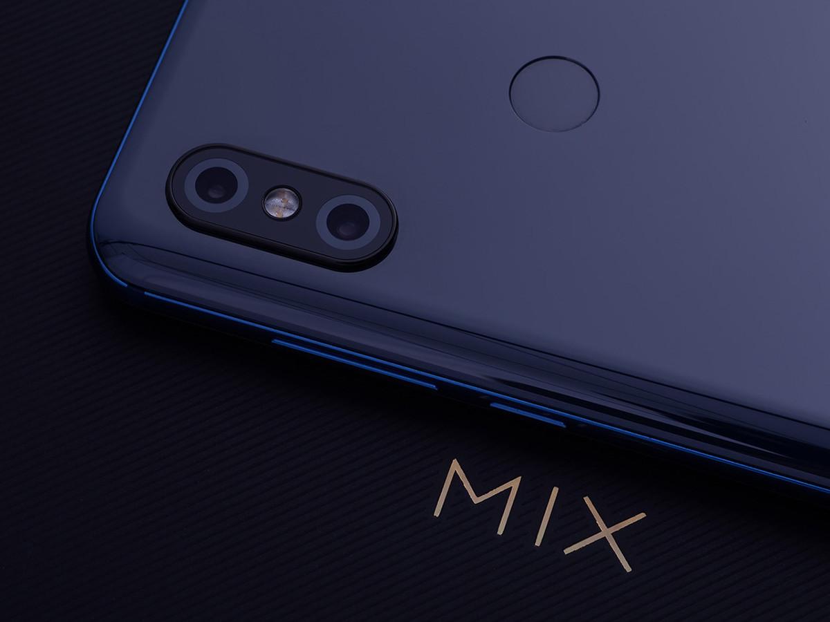 小米MIX3(6+128GB)机身细节第5张