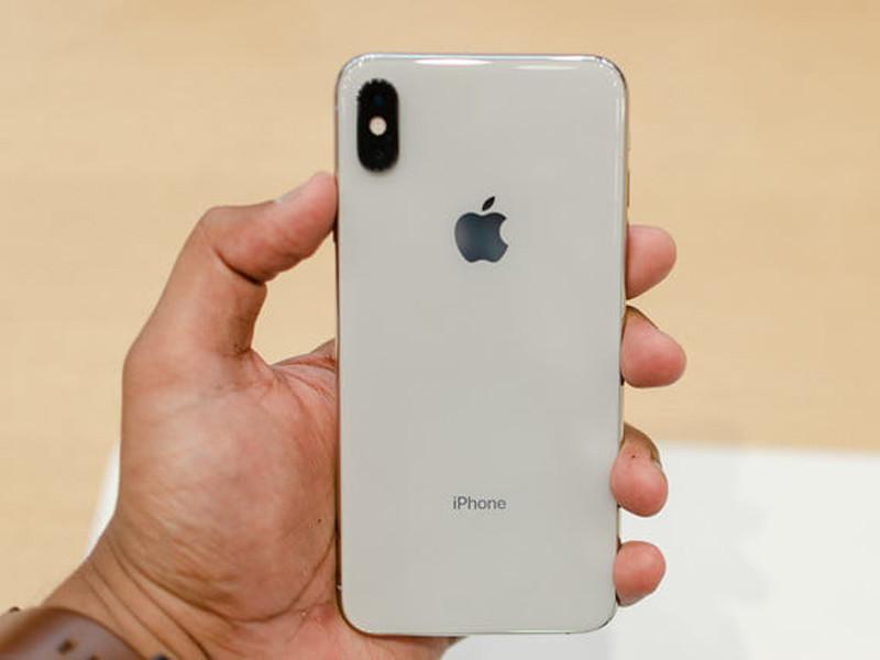苹果iPhoneXS(512GB)整体外观第7张
