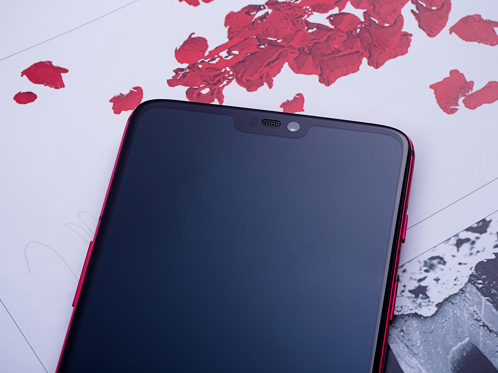 一加手机6(128GB)机身细节第3张