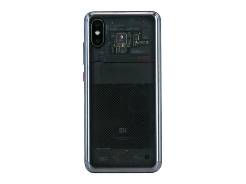 小米8透明探索版产品本身外观第6张