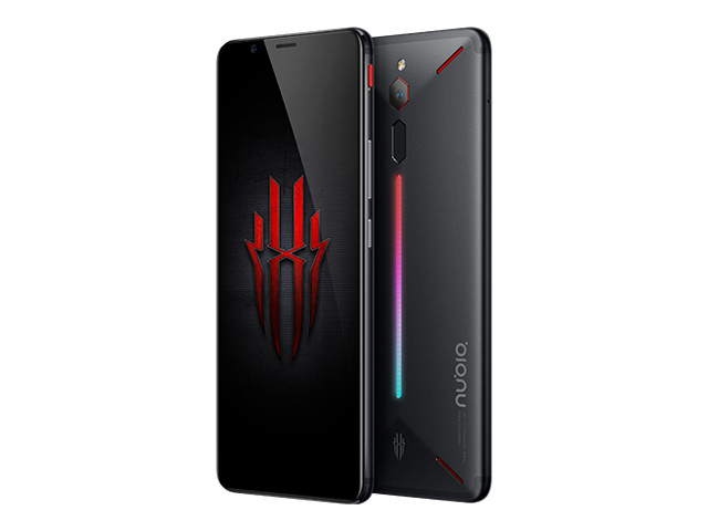 努比亚红魔电竞游戏手机(64GB)产品本身外观第4张