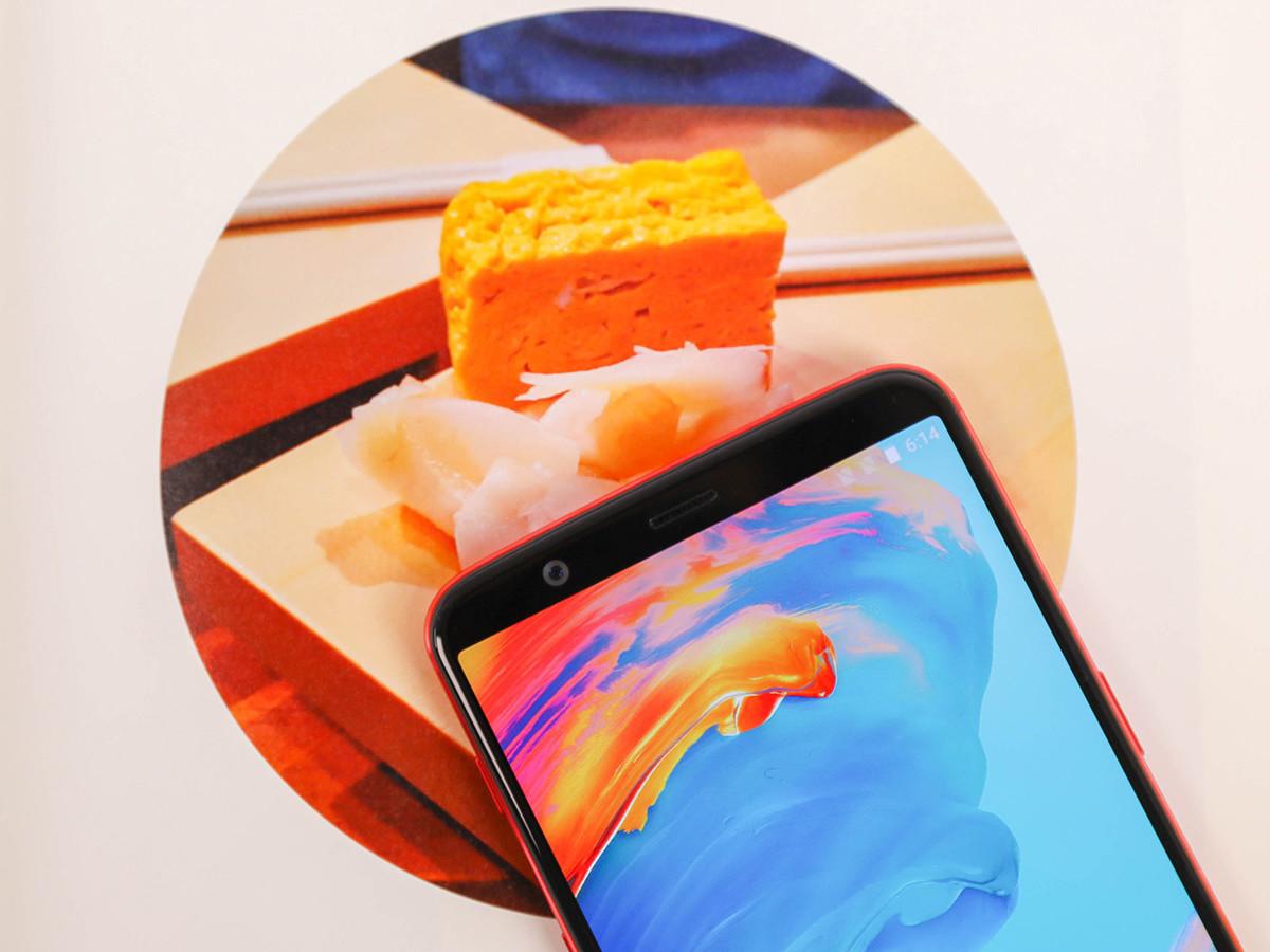 一加手机5T(128GB)机身细节第8张