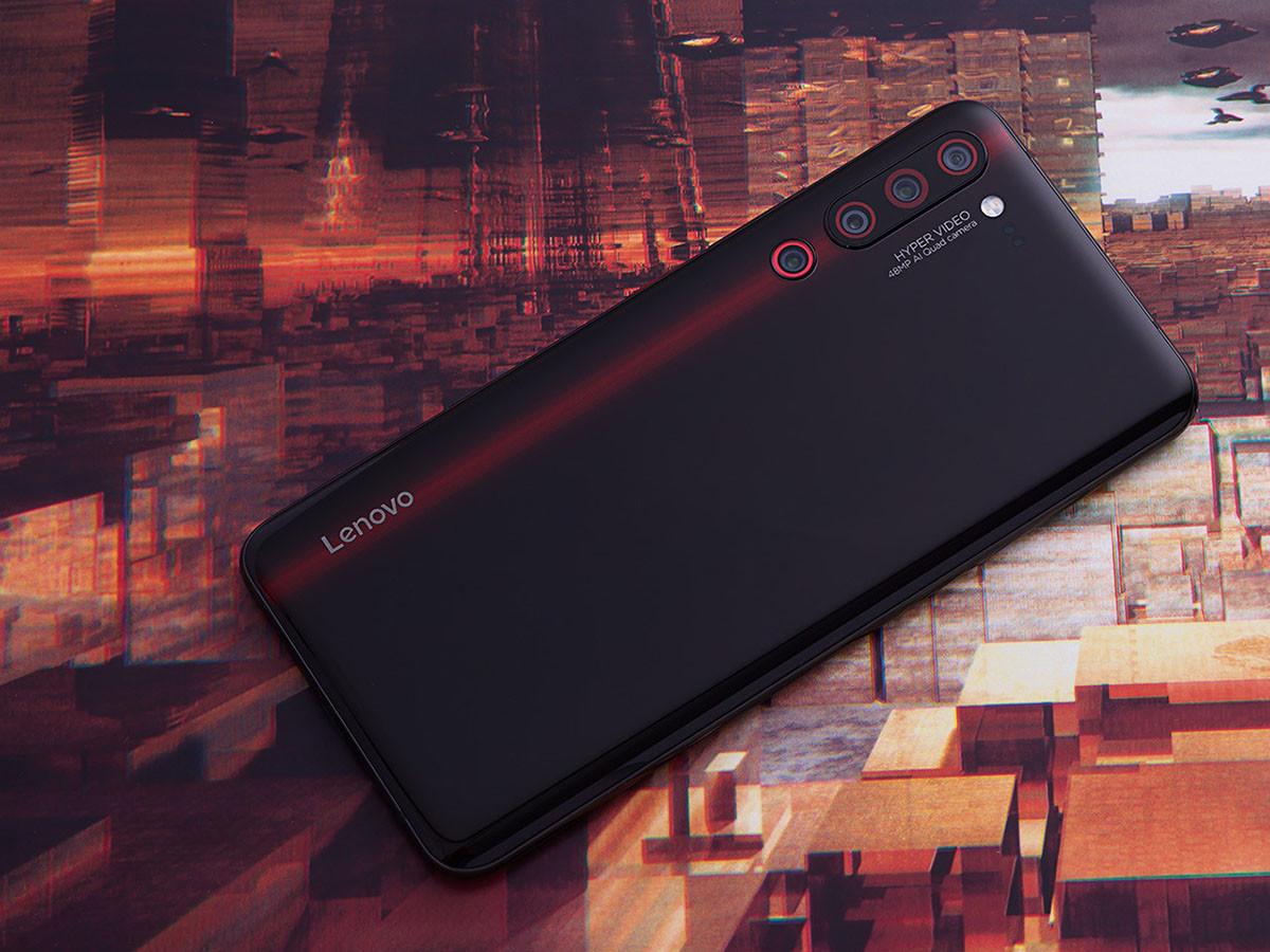 LenovoZ6Pro(6+128GB)整体外观第4张