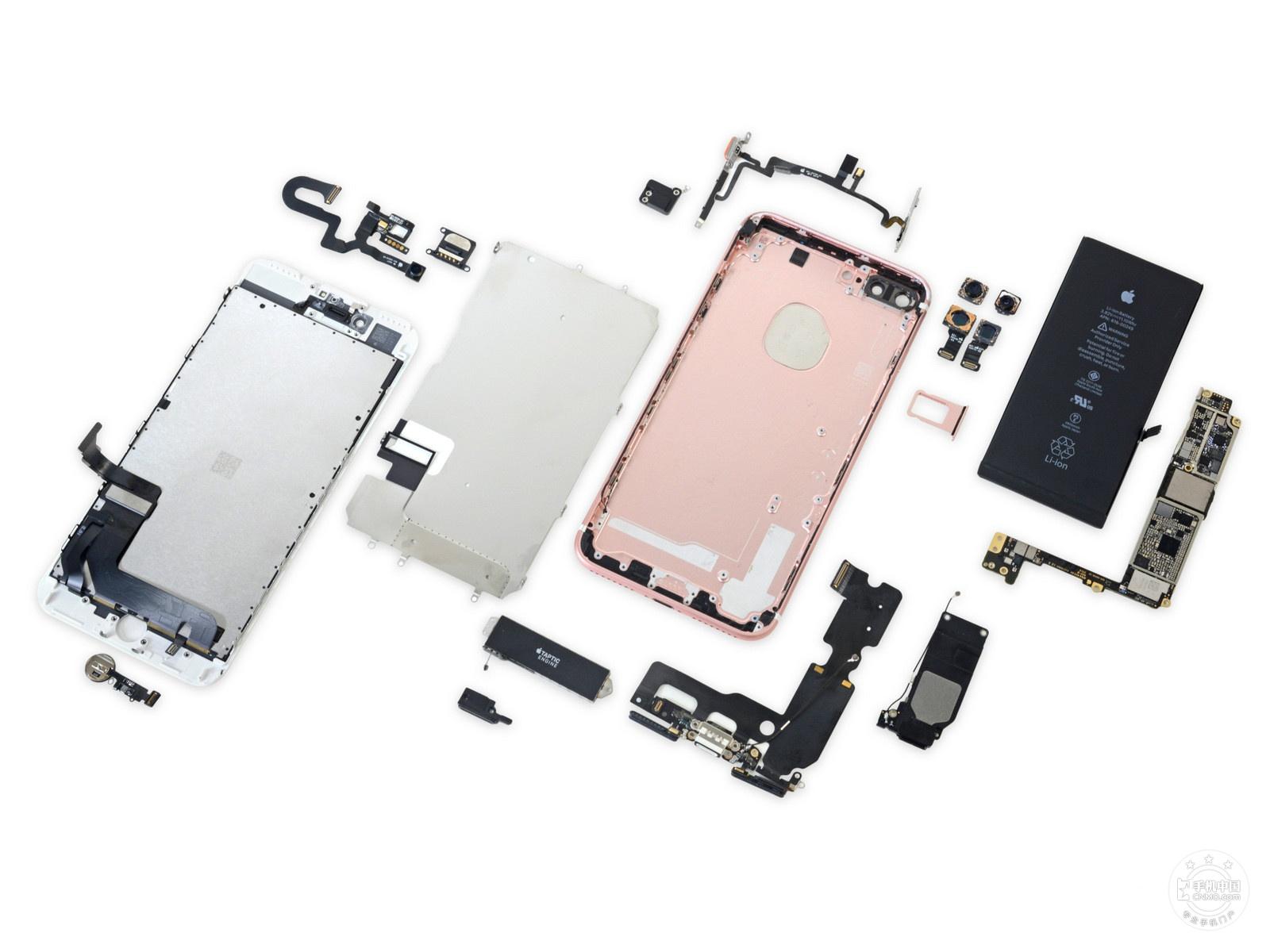 苹果iPhone7Plus(128GB)拆机图赏第8张