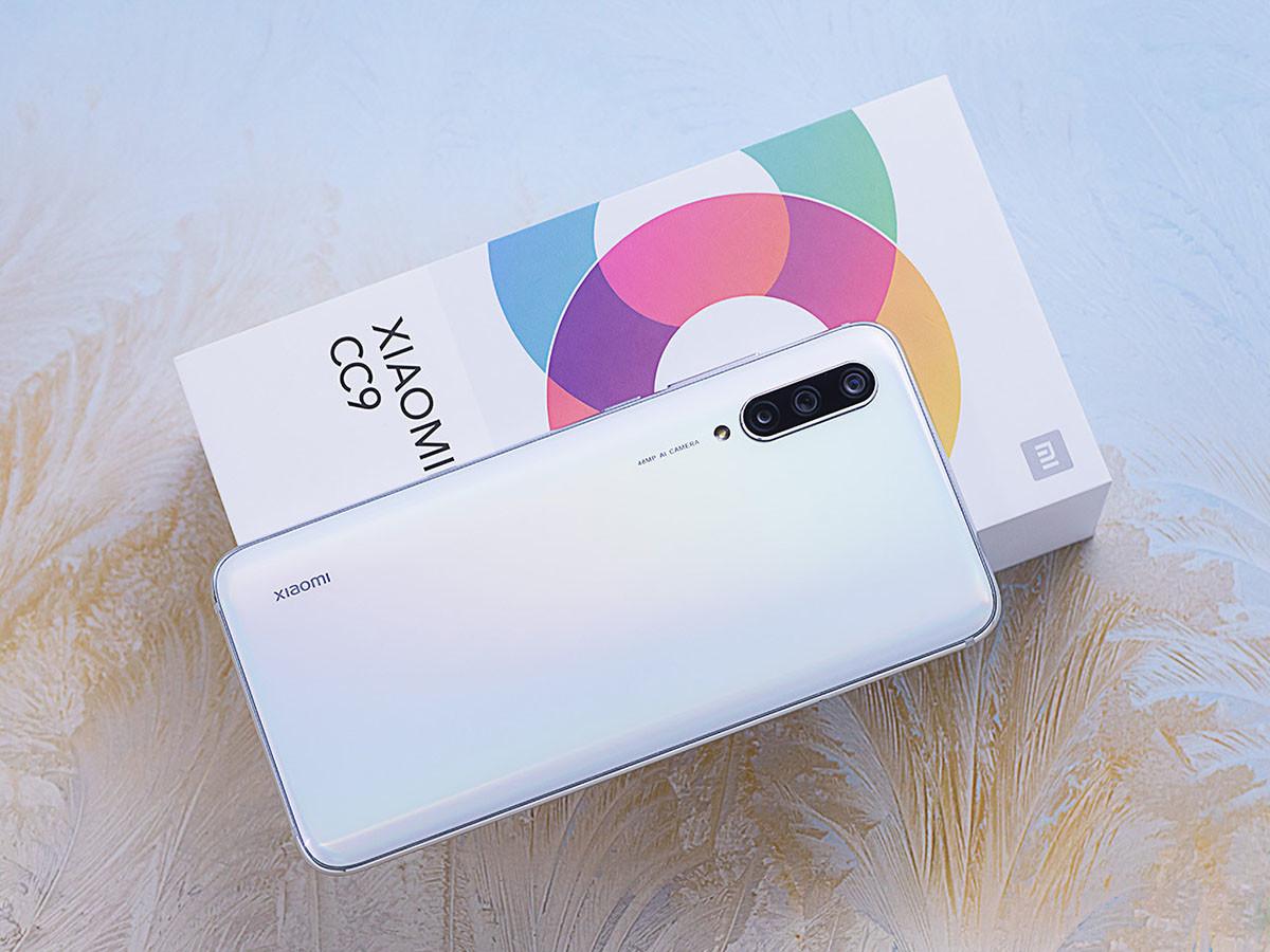 小米CC9(6+64GB)整体外观第5张